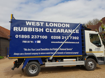 West London Rubbish Clearance | Domestic Household Rubbish